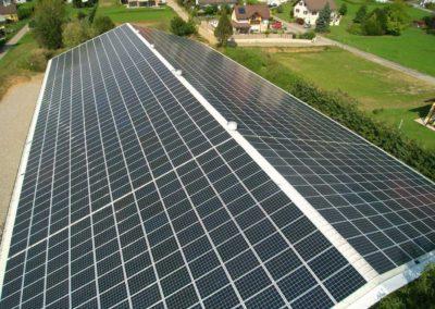 Sonnenkraftwerk Eggersdorf bei Graz