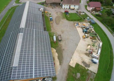 Sonnenkraftwerk Olsach