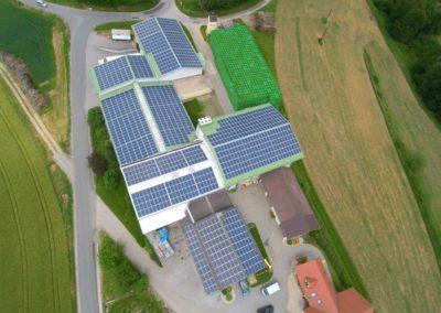 Sonnenkraftwerk Sebersdorf-Obst Grabner